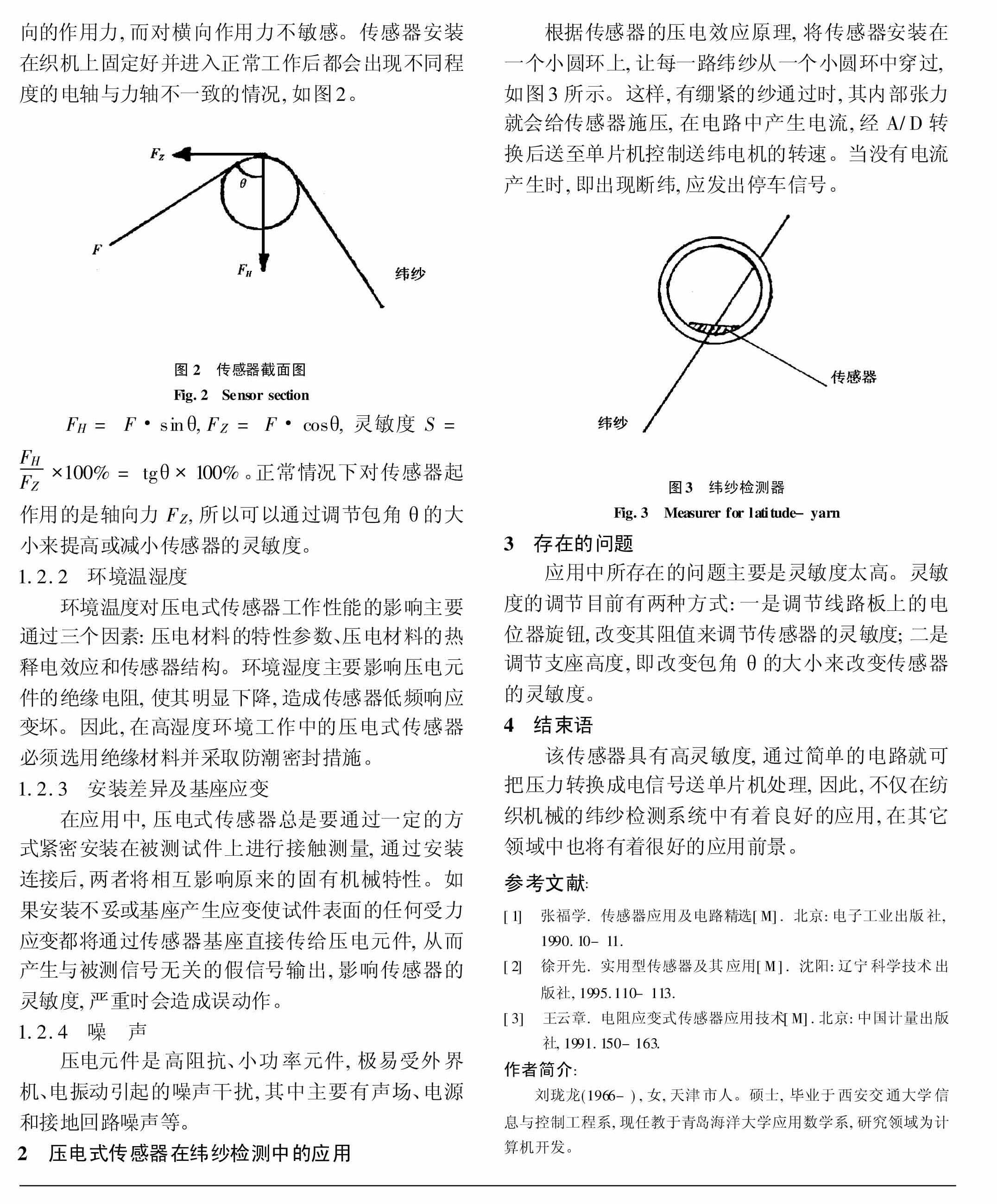 piezoelectric thesis